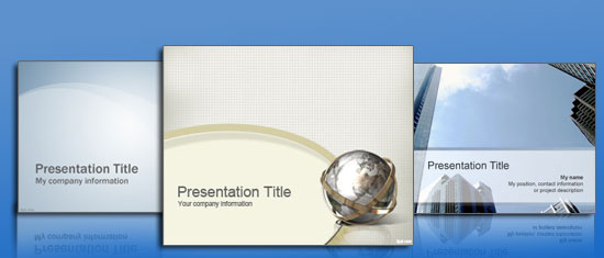 Бесплатные шаблоны презентаций powerpoint