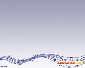шаблоны для презентаций музыка