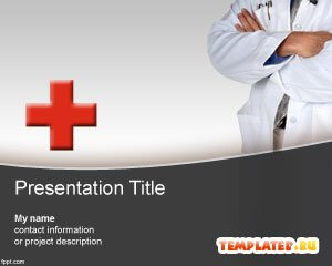 Шаблон PowerPoint История болезни