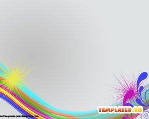 Разноцветная радуга