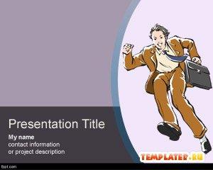 Шаблон PowerPoint Личное развитие
