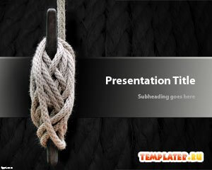 Шаблон PowerPoint Узел