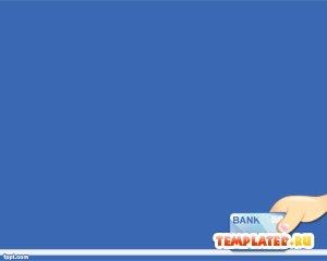 Шаблон PowerPoint Кредитная карта